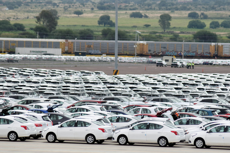 a8b2734d8 Ventas de autos en México caen 1.5% en marzo